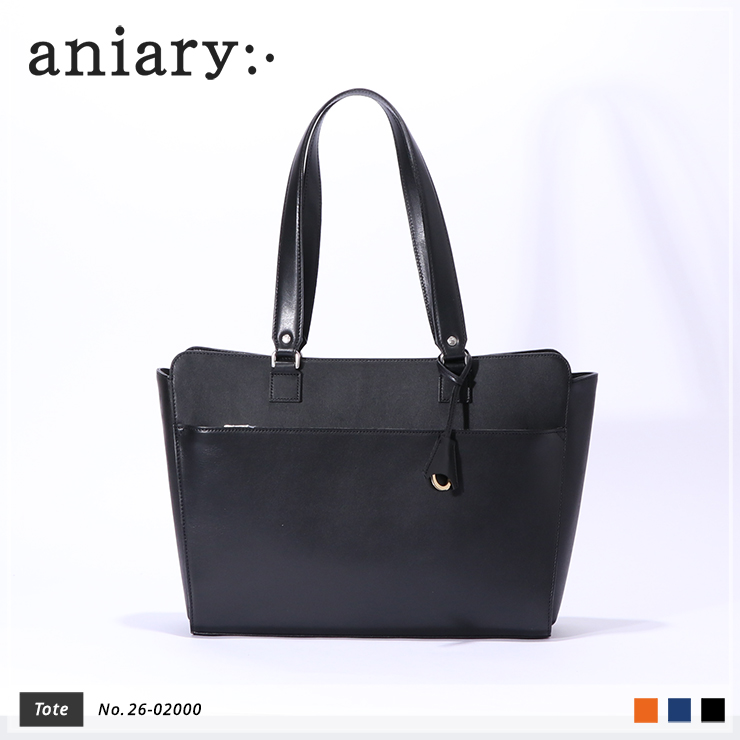 【aniary|アニアリ】Axis Leatherアクシスレザー牛革Tote トートバッグ 26-02000 [送料無料]