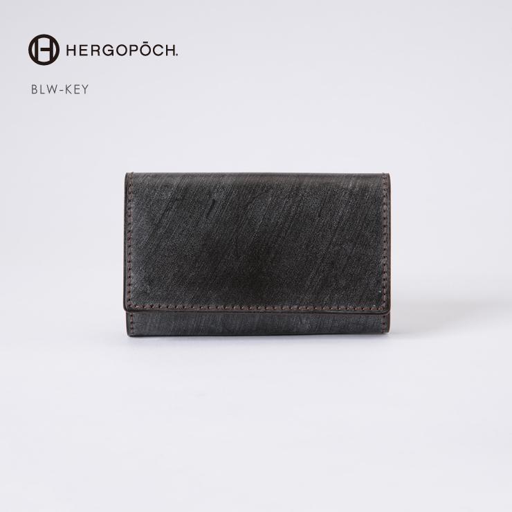 【HERGOPOCH|エルゴポック】Bridle Leather ブライドルレザー 牛革 Goods キーケース BLW-KEY [送料無料]