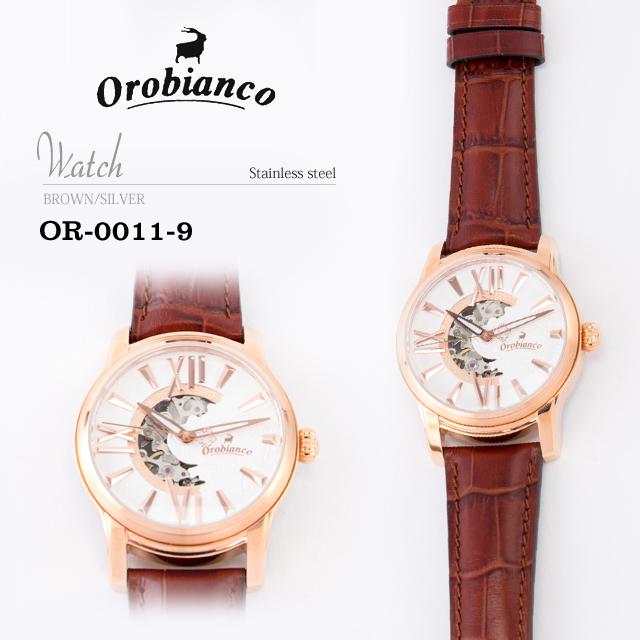 オロビアンコ・Orobianco 腕時計 【送料無料】ウォッチ ORAKLASSICA OR-0011-9