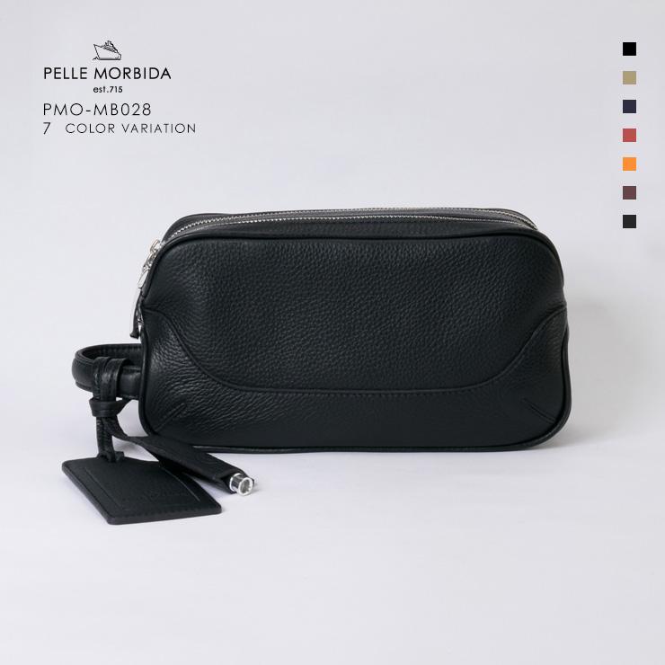 ペッレモルビダ・PELLE MORBIDA バッグ クラッチバッグ 【送料無料】サードバッグ Third Bag PMO-MB028