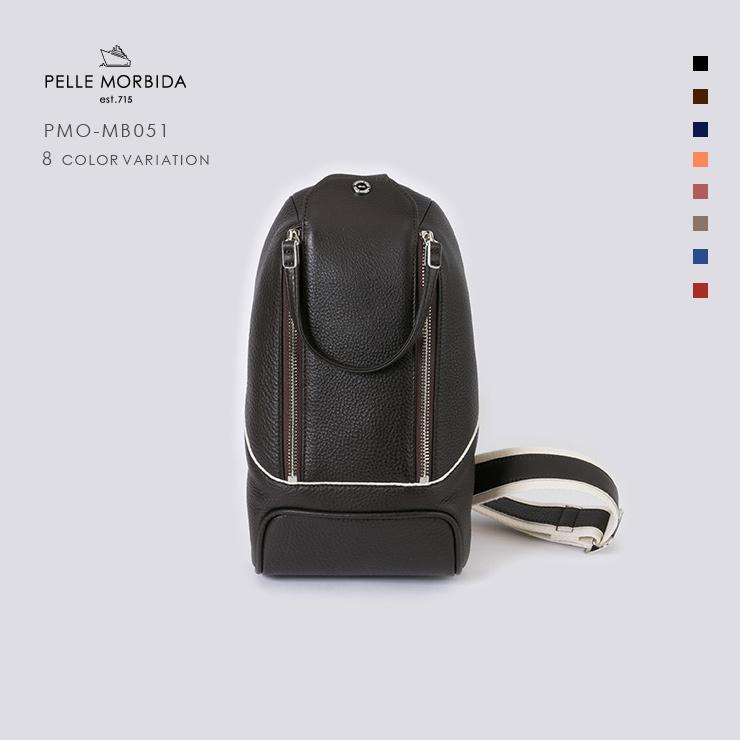 ペッレモルビダ・PELLE MORBIDA ボディバッグ【送料無料】Body bag PMO-MB051