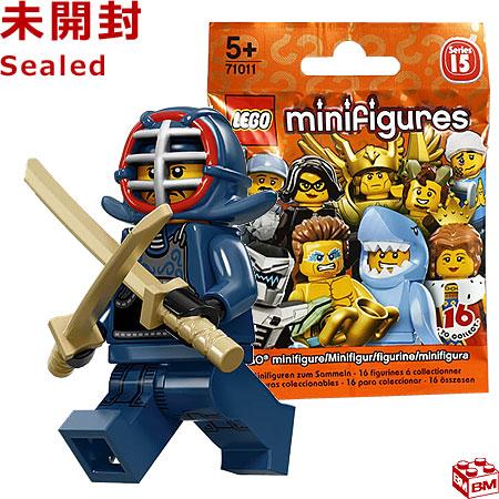 12 Kendo Fighter LEGO Baukästen & Sets Lego Minifigure Series 15-71011