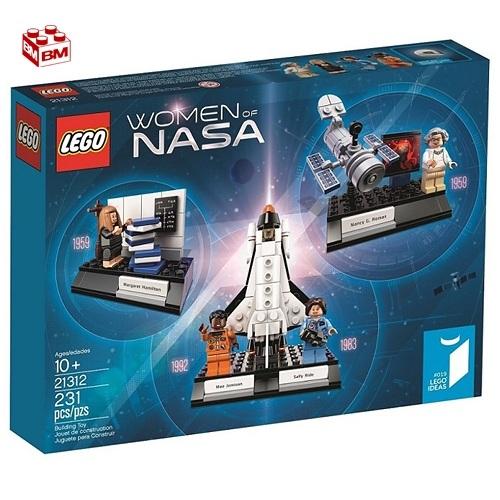 レゴ アイデア NASAの女性たち│IDEA Women of NASA 【21312】
