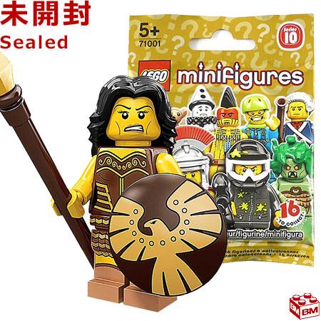 LEGO Warrior Woman Minifigure 71001 Series 10 New
