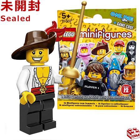 New Lego Minifigures Series 12 71007 Swashbuckler