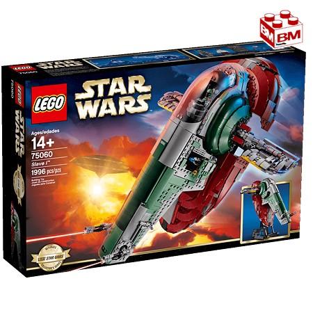 レゴ スター・ウォーズ UCS スレーブ I │ LEGO Star Wars UCS Slave I 【75060】
