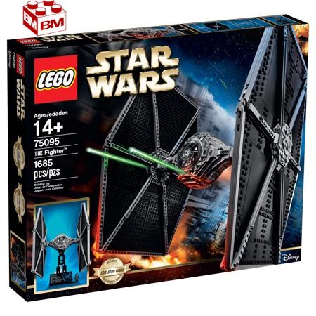 レゴ スター・ウォーズ UCS タイ・ファイター │ LEGO Star Wars UCS TIE Fighter【75095】
