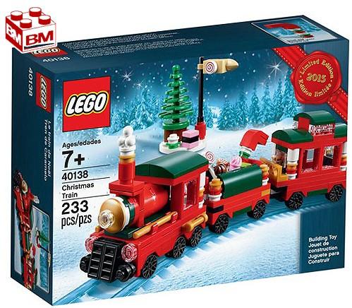 レゴ クリスマストレイン│Christmas Train 【40138】