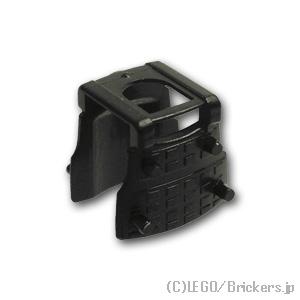 レゴ互換の精密な武器でミニフィグの武装を強化だ! レゴ カスタム パーツ タクティカルベスト BS12 [Black/ブラック]   レゴ互換品 ミニフィギュア 人形 武器 装備