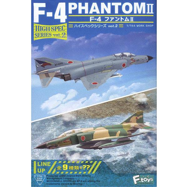 F-Toys 605563-9 Kampfjet F-4 Phantom II 1//144