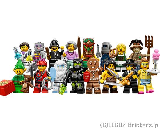 レゴ ミニフィギュア シリーズ 11 フルコンプ   lego 71002 ミニフィグ