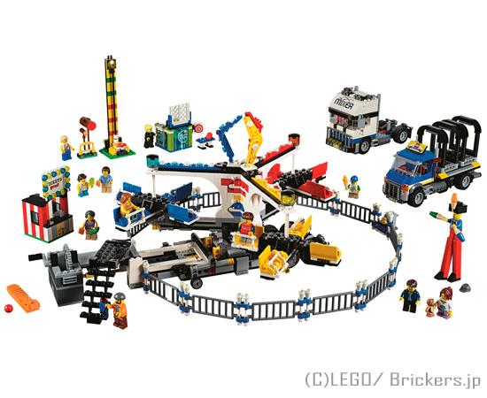 レゴ クリエイター フェアグラウンド・ミキサー  | lego 10244