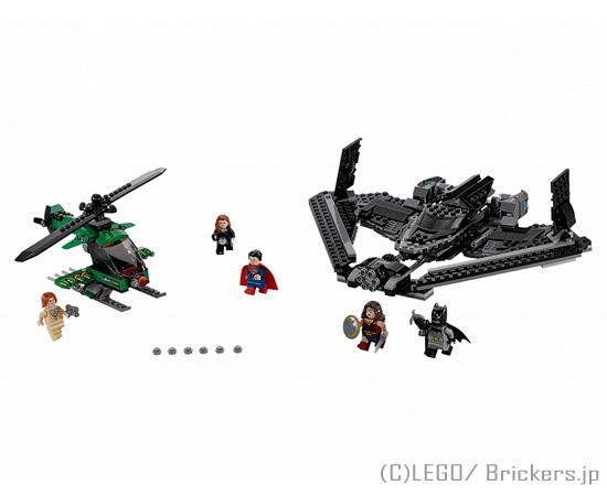 レゴ スーパー・ヒーローズ 正義のヒーロー スカイハイバトル | lego 76046 スーパーヒーローズ スーパーマン