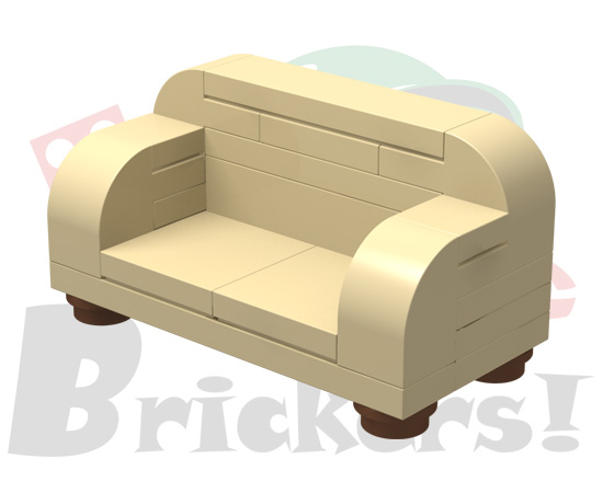 Magnificent Take Two Lego Original Sets Sofa Lego Furniture Squirreltailoven Fun Painted Chair Ideas Images Squirreltailovenorg