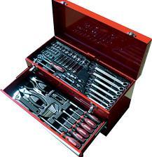 【送料無料】藤原産業 E-Value 整備工具セット 82pcs. EST-820R