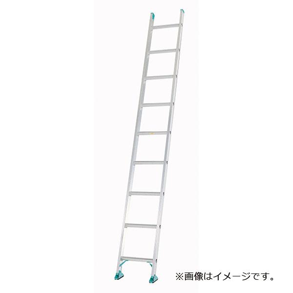 【送料無料】【直送】アルインコ アルミ1連はしご 3.7m AX-37SE