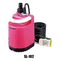 【送料無料】テラダ 家庭用水中ポンプ SL-102 SL形 ファミリー