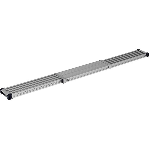 【送料無料】【直送】ALINCO アルインコ 伸縮式足場板3.6m VSS-360H