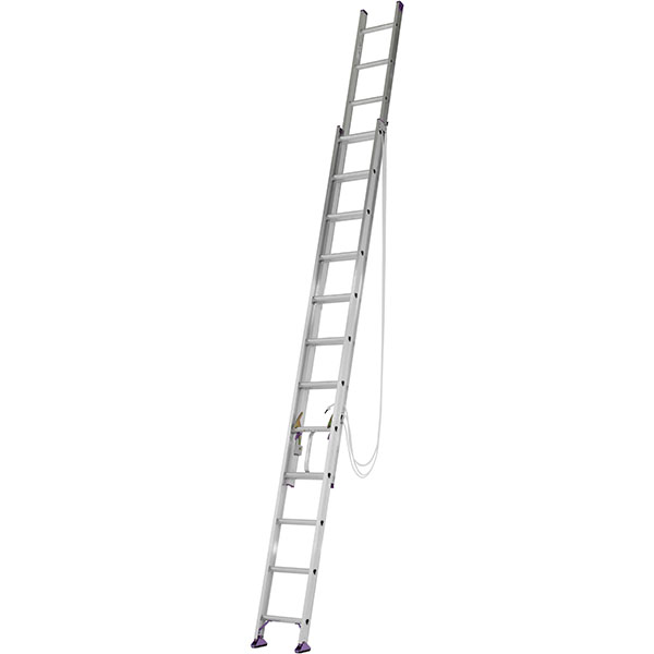 【送料無料】【直送】アルインコ アルミ2連はしご 7.0m CX-70DE