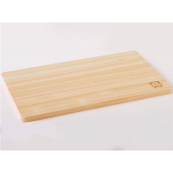 Ikegawa Wood Cypress Flat Cutting Board Size 42 X 24 1 5 Cm