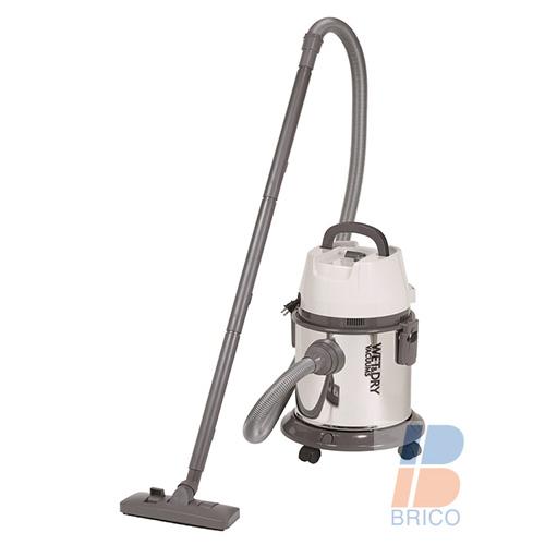 【送料無料】藤原産業 E-Value 乾湿両用掃除機 30L SVC-300SCL-AL