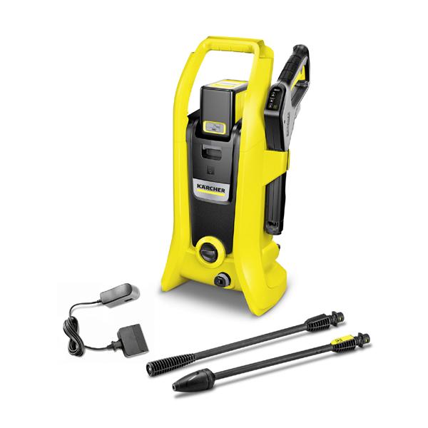 【送料無料】KARCHER ケルヒャー 高圧洗浄機 K2 バッテリーセット 1.117-223.0