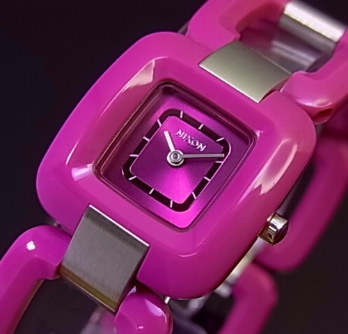 NIXON【ニクソン】SISI/シシ レディース腕時計 RHODO【2010年WINTER新作】【送料無料】A248-698(国内正規品)