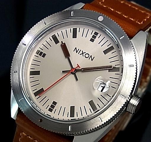 NIXON【ニクソン】ROVER/ローバー メンズ腕時計 サンド/サドル【2013年WINTER新作】【送料無料】A355-1430(国内正規品)