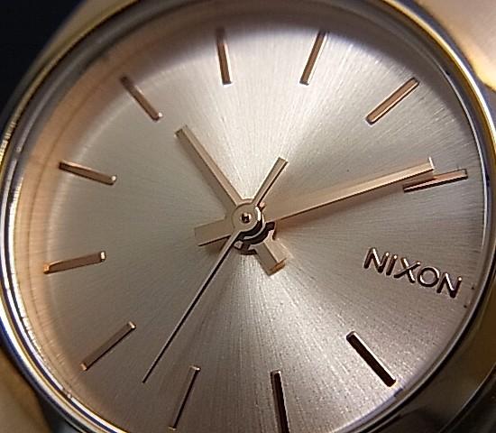 NIXONTIME 出納員 / 時間出納員 p PA 手錶手錶所有玫瑰金玫瑰金字母版玫瑰金金屬在 g.A045-897/A399-897 (日本普通版)