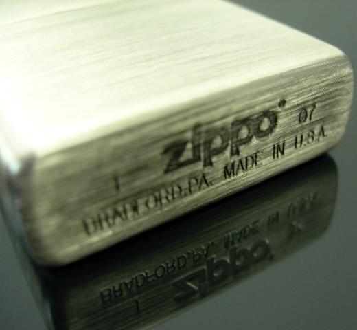 ZIPPO LIGHTER 20491 실버/선라이즈