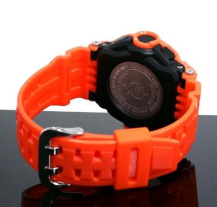 CASIO/G-SHOCK Reisman Rescue Orange watch g-9200R-4 overseas models