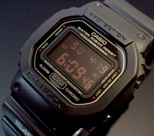 CASIO/G-SHOCK【カシオ/Gショック】MAT BLACK RED EYE/マットブラック レッドアイ DW-5600MS-1 海外モデル【並行輸入品】