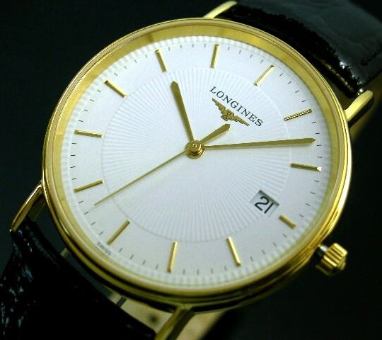 bright rakuten global market longines men watch white clockface longines men watch white clockface gold case black leather belt l47202182