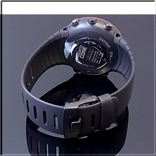 SUUNTO 남자 시계 CORE EVEREST/코어 에베레스트 SS016421000 (해외 모델)