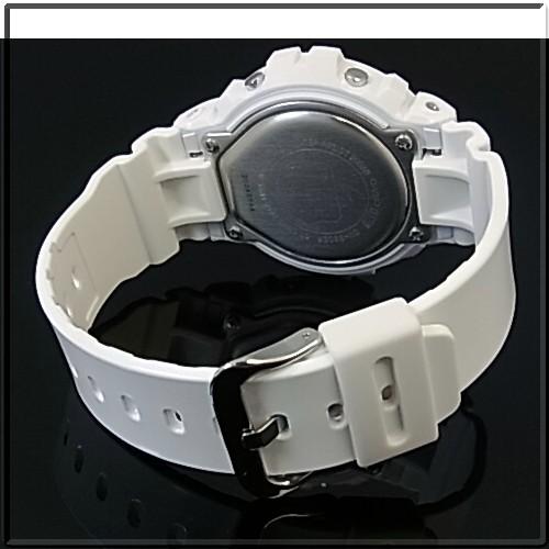 CASIO/G-SHOCK 솔러 전파 손목시계 멀티 밴드 6 화이트(국내 정규품) GW-6900 F-7 JF