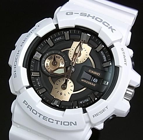 bright rakuten global market casio x2f g shock rose gold casio g shock rose gold series men watch chronograph white overseas model