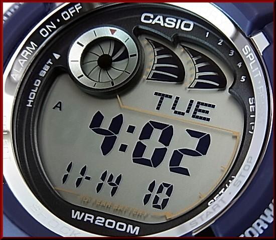 CASIO/ G-SHOCK 【並行輸入品】 G-2900F-2V 海外モデル ネイビー 【カシオ/Gショック】