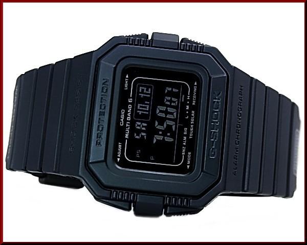 CASIO/G-SHOCK/Baby-G PA watch solar radio watch black (Japanese regular Edition) GW-5510-1BJF/BGD-5000MD-1JF