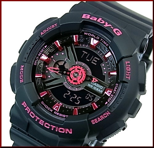 bright rakuten global market casio baby g lady 39 s watch. Black Bedroom Furniture Sets. Home Design Ideas