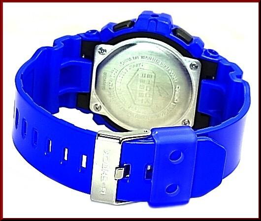 CASIO/G-SHOCKG-LIDE/G놀이 기구 블루 솔러 전파 손목시계 GWX-8900 D-2(해외 모델)