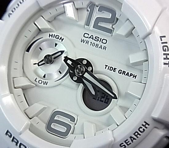 GA-700-1AJF/BGA-180-7B1JF CASIO/G-SHOCK/Baby-G PA watch an analog-digital watch black / (Japanese regular Edition)