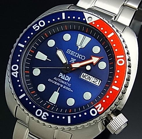Bright Seiko Prospex 200 M Diver S Watch Padi Special Edition