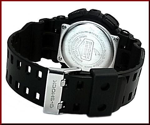 CASIO/G-SHOCK-디지털 남자 시계 블루 위장/블랙 (해외 모델) GA-100CB-1A