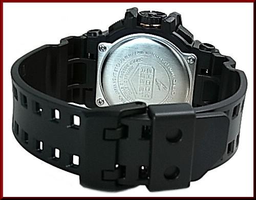 CASIO/G-SHOCK an analog-digital men's Watch Black / Rose Gold (Japanese regular Edition) GA-400GB-1 A4JF