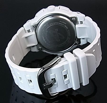CASIO/Baby-G레이디스 손목시계 화이트(국내 정규품) BGA-150 EF-7 BJF