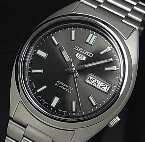 c37b18f79 Clock brand SEIKO which Japan is proud of to the world. SEIKO 5 won  popularity as self-winding watch series of SEIKO, but I am pushed for a ...