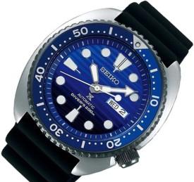 SEIKO/PROSPEX/200m diver's watch【セイコー/プロスペックス/200m防水ダイバーズ】自動巻 メンズ腕時計 Save the Ocean Special Edition ラバーベルト 海外モデル【並行輸入品】 SRPC91K1