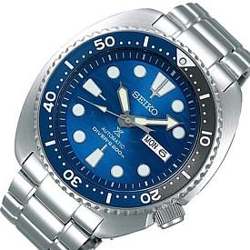 SEIKO/PROSPEX/200m diver's watch【セイコー/プロスペックス/200m防水ダイバーズ】セブンオーシャン 自動巻 メンズ腕時計 メタルベルト ブルー文字盤 海外モデル【並行輸入品】 SRPD21K1