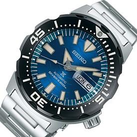 SEIKO/PROSPEX/200m diver's watch【セイコー/プロスペックス/200m防水ダイバーズ】自動巻 メンズ腕時計 セーブオーシャン メタルベルト 海外モデル【並行輸入品】SRPE09K1
