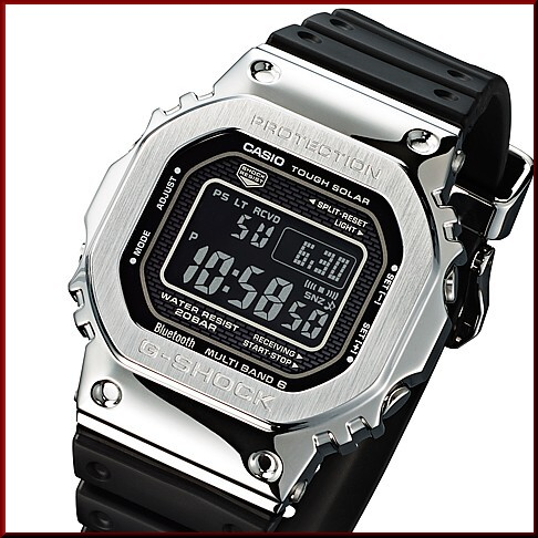 305ff6ec95bb5 Mobile link solar electric wave watch black rubber belt (domestic regular  article) GMW-B5000-1JF MADE IN JAPAN mounted with CASIO G-SHOCKConnected  engine